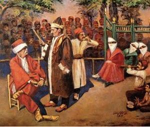 Türk Tiyatrosunun Tarihî Gelişimi ve Geleneksel Türk Tiyatrosunun Modern Tiyatroya Katkıları 2