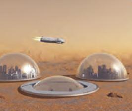 Uzay Bilimleri ve Alt Alanları Nelerdir ? 13 – uzay kolonisi