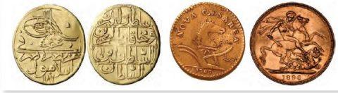 Eski para örnekleri