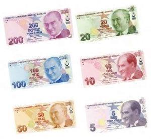 Para, kolay tanınan standart özelliklere sahiptir.