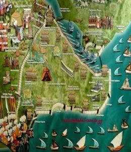 Fatih Sultan Mehmet'in Fetihleri ve Tarihleri 2