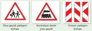 Trafik İşaret levhalarının Önemi 3