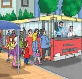 Trafik ile İlgili Kavramlar 19 – toplu tasima