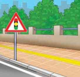 Trafik ile İlgili Kavramlar 13 – trafik isaret levhasi
