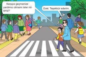 Trafikte Nezaket