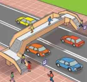 Trafik ile İlgili Kavramlar 11 – ust gecit
