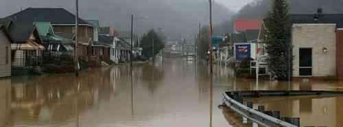 Şiddetli Yağışlar, Sel ve Taşkın Nedir Nasıl Oluşur