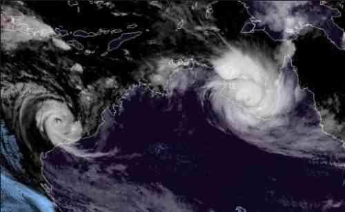 Fırtınalar ve Tropikal Rüzgarlar Nasıl Oluşur