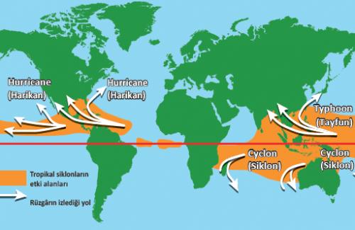 Meteoroloji Kökenli Ekstrem Doğa Olayları