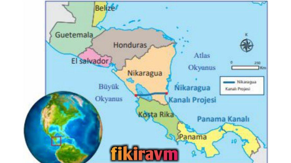 Nikaragua Kanalı Projesi