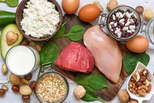 Protein ağırlıklı diyetler