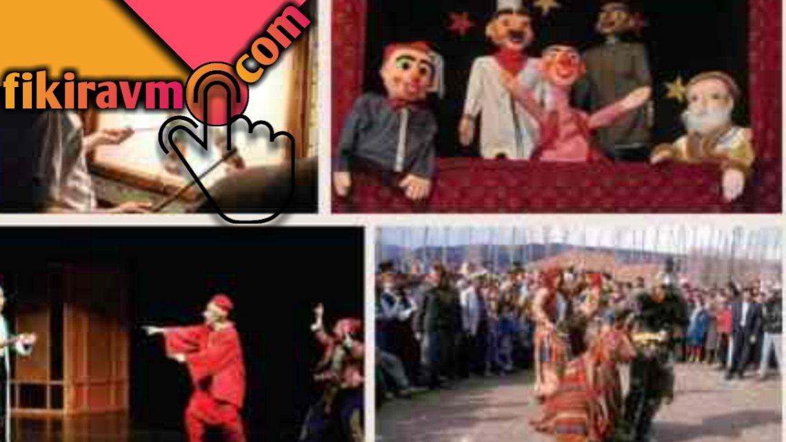 Türk Tiyatrosunun Tarihi Gelişimi ve Geleneksel Türk Tiyatrosunun Modern Tiyatroya Katkıları