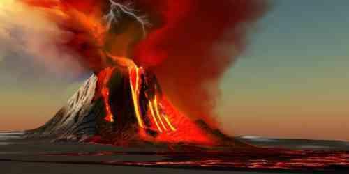 Volkanik Patlamalar Nedir Nasıl Oluşur