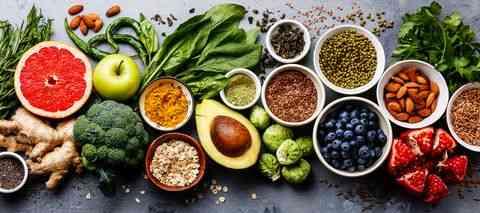 Zayıflama Diyetlerine Eklenen Doğal Besinler ve Bitkiler