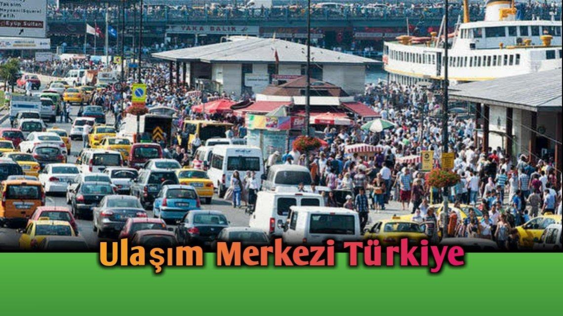 Ulaşım Merkezi Türkiye